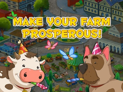 screenshot of Jolly Days Farm: Time Management Game version 1.0.44