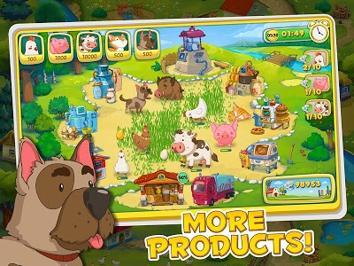 Download Jolly Days Farm: Time Management Game 1.0.45 APK