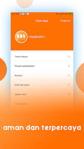 screenshot of Kas Kilat version 1.0.0