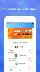 screenshot of Kas Mini– Pinjam Mudah Tunai Online Tanpa Hipotek version 1.0.0