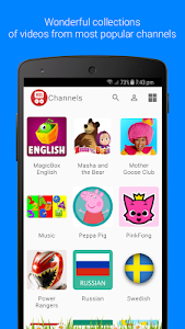 Download Kids YouTube Videos withRemote 3.1.1 APK