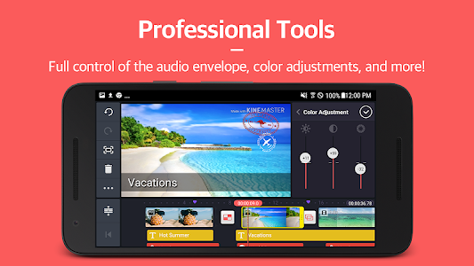 Download KineMaster – Pro Video Editor 4.6.8.11413.GP APK