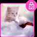 Download Kitty screen lock - Time password 1.0 APK