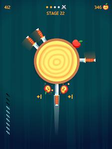 screenshot of Knife Hit version 1.8.3