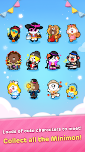 screenshot of LINE POP2 version 4.8.0