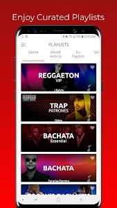 screenshot of La Musica version 6.8