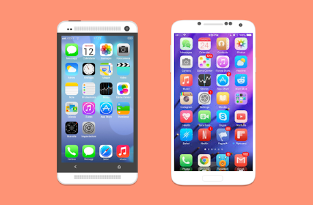 Download Launcher For iPhone 7 & Pluss 2.5.77 APK