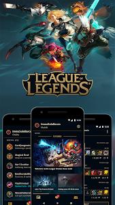 screenshot of League Friends version 1.6.6