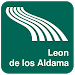 Download Leon de los Aldama Map offline 1.80 APK
