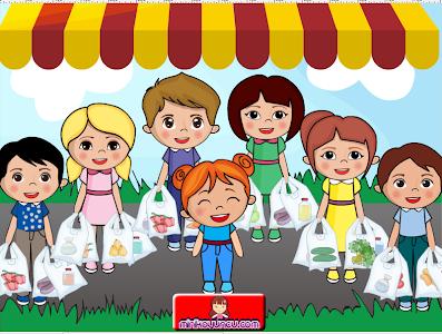 screenshot of Lili Bazaar And Cashier version 1.0.12