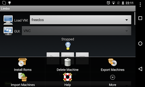 Download Limbo PC Emulator QEMU ARM x86 no_update_signal.2_9_1_arm-x86_64-alpha APK