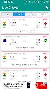 Download Live Cricket Streaming 1.0 APK