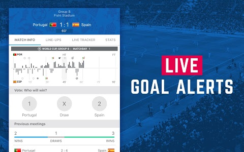 Download LiveScore: World Football 2018 2.2.4 APK