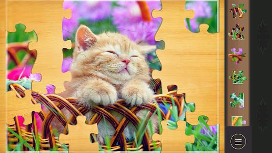 screenshot of Magic Jigsaw Puzzles version 5.10.1