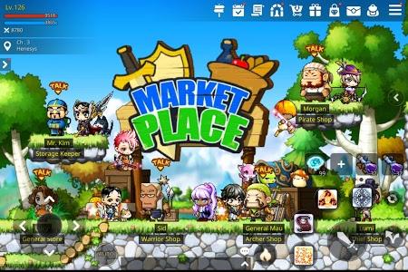 Download MapleStory M 1.3300.352 APK