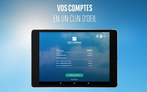 Download Mes Comptes BNP Paribas 4.8.1 APK