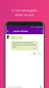 screenshot of Meu Vivo Móvel version 10.4.52