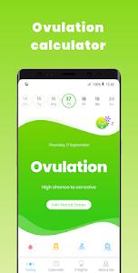 screenshot of Period Tracker MIA – Ovulation calculator version 1.30