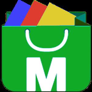 screenshot of Mobo market plus version 1.0.0