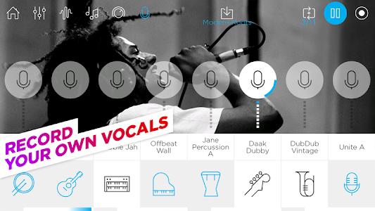 screenshot of Music Maker Jam version 3.0.28.3