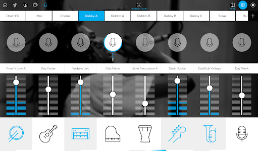 screenshot of Music Maker Jam version 3.1.31.00