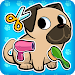 Download My Virtual Pet Shop - Cute Animal Care Game 1.10 APK