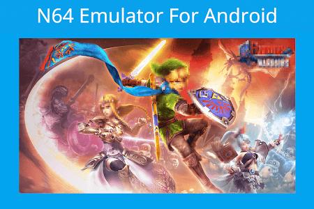 Download N64 Emulator 2.4.0 APK