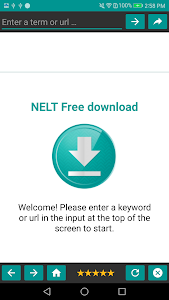 screenshot of NELT free download version Musica gratis 3.0