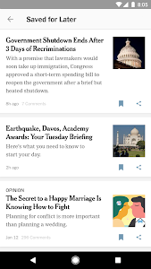 Download NYTimes - Latest News 6.20.3 APK