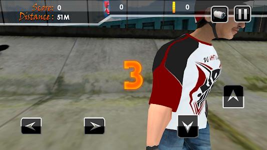 screenshot of Need for Skateboard Speeding version 1.0