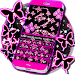 Download Neon Butterflies Keyboard 1.307.1.151 APK