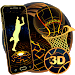 Download Neon Tech Basketball 3D Theme 1.1.5 APK
