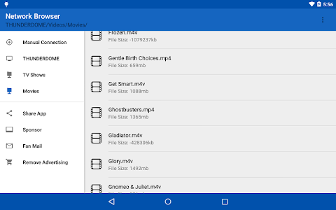 Download Network Browser 2.4.0 APK