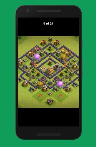 Download New COC Town Hall 7 Base 1.0.1 APK