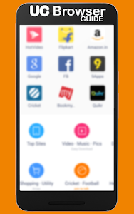 Download New UC Browser Guide 1.0 APK