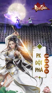 screenshot of Ngạo Thiên Mobile version 1.0.8