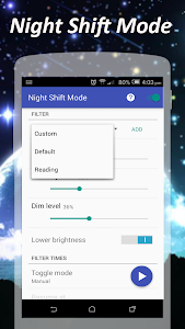 Download Night Shift - Eye Filter 1.0 APK