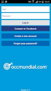 screenshot of OCCMundial version 2.13