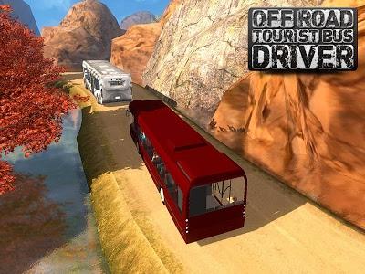 screenshot of Off-Road Tourist Bus Driver version 1.6