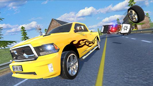Download Offroad Pickup Truck R 1.4 APK