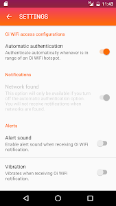 Download Oi WiFi 4.4.23 APK