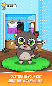 Download Oliver the Virtual Cat 1.19 APK
