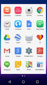 Download OneTouch Launcher v5.1.1.7.0304.6_gp_1222 APK