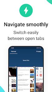 screenshot of Opera Mini - fast web browser version 38.0.2254.134507