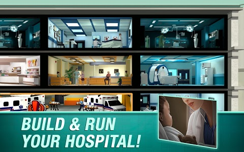 screenshot of Operate Now: Hospital version 1.3.41