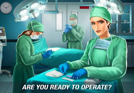 screenshot of Operate Now: Hospital version 1.16.3