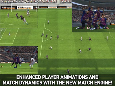 Download PES CLUB MANAGER 2.0.2 APK