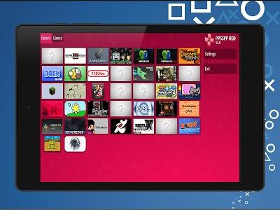 Download PSSP RED - Emulator PSP Simulator 1.0. APK