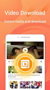 screenshot of Phoenix Browser -Video Download, Data Saving, Fast version V3.0.10