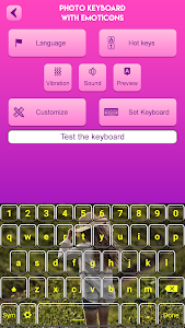 Download Photo Keyboard with Emoticons 2.4 APK